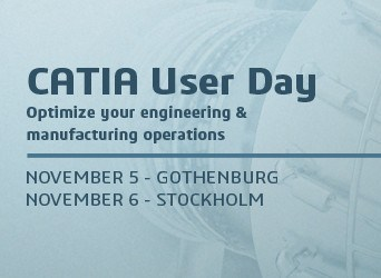catia user day stockholm