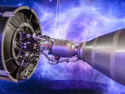 Il più grande motore a razzo stampato in 3D del mondo è della società spaziale scozzese